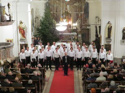 Christmas concert of the Brethren of...