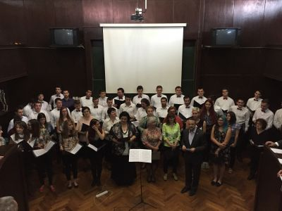 Anniversary of the Academic choir of...