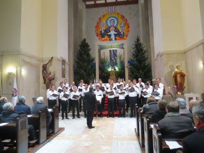 Traditional XXII. Christmas concert -...