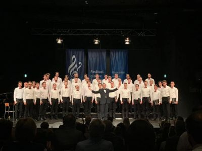 "Concert ""The golden choirs of..."