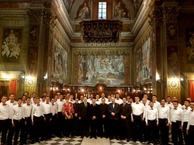 The Pontifical Croatian College and...