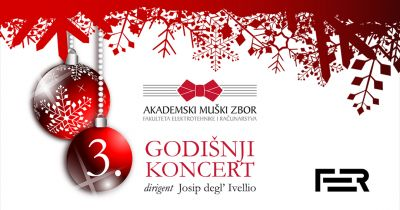 III. annual concert